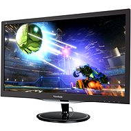 "23.6"" ViewSonic VX2457MHD Black - LED Monitor"