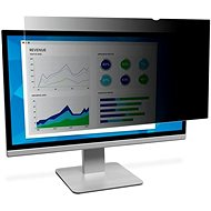 "3M on 19.5"" Widescreen 16: 9 LCD Screen, Black"