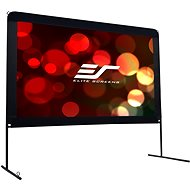 "ELITE SCREENS, Mobile Outdoor Tripod 120"" (16: 9) - Projection Screen"