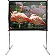 "ELITE SCREENS, mobile tripod 120"" (16:9) - Projection Screen"