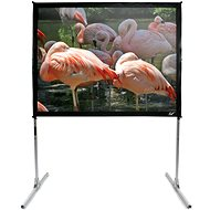 "ELITE SCREENS portable screen 200"" (4:3) - Projection Screen"