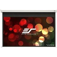 "ELITE SCREENS, a blind with an electric motor 110"" (16: 9) - Projection Screen"