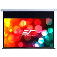 """ELITE SCREENS, 110"""" (16:9) screen with electric motor - Projection Screen"""
