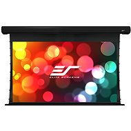 "ELITE SCREENS, Drop Down Projection Screen With an Electric Motor 120"" (16:9) - Projection Screen"