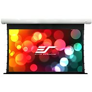 """ELITE SCREENS, Drop Down Projection Screen With an Electric Motor 84"""" (16:9) - Projection Screen"""