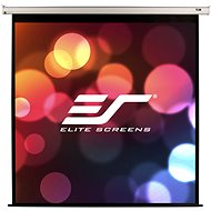 "ELITE SCREENS, Drop Down Projection Screen With an Electric Motor 106"" (16:9) - Projection Screen"