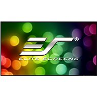"ELITE SCREENS screen in fixed frame 120""(16:9) - Projection Screen"