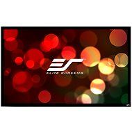 "ELITE SCREENS Screen in a fixed frame 125"" (2.35:1) - Projection Screen"