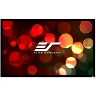 "ELITE SCREENS screen in fixed frame 200"" (4:3) - Projection Screen"