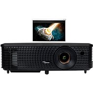 Optoma DX349 + projection screen DS-9084PMG+ - Projector