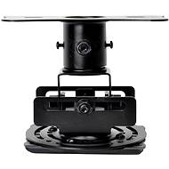 Optoma Universal Ceiling Mount - Black (70mm) - Ceiling Mount