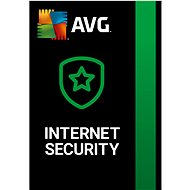 AVG Internet Security for 1 computer for 12 months (electronic license) - Security Software