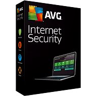 AVG Internet Security for 1 computer for 24 months - Security Software
