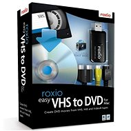 Roxio Easy VHS to DVD for Mac EN - Graphics Software