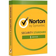 Norton Security Standard CZ, 1 User, 1 Device, 2 Years (Electronic License) - Antivirus program