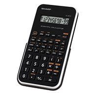 Sharp EL-501XWH white - Calculator