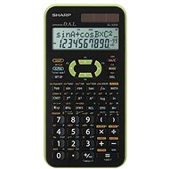 Sharp EL-520X GREEN - Calculator
