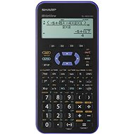 Sharp EL-W531XHVL Purple - Calculator