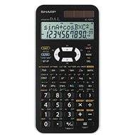 Sharp EL-506XWH white - Calculator