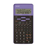 Sharp SH-EL531THB Purple - Calculator