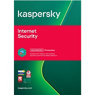 Kaspersky Internet Security multi-device for 3 devices for 12 months, license renewal - E-license