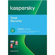 Kaspersky Total Security multi-device renewal for 2 devices for 24 months (electronic license) - Security Software
