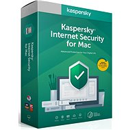 Kaspersky Internet Security Mac for 5 devices 1 year (electronic license) - Internet Security
