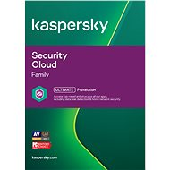 Kaspersky Security Cloud Family for 20 Devices for 12 Months (Electronic License) - Internet Security