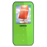 Lenco Xemio 655 4GB green - MP4 Player