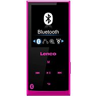 Lenco Xemio 760 8GB with Bluetooth pink - FLAC Player