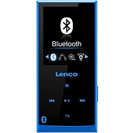 Lenco Xemio 760 8GB with Bluetooth Blue - FLAC Player