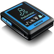Lenco PODO - 152 4GB Blue - MP4 Player
