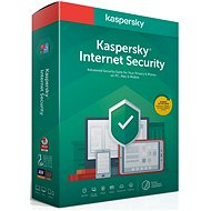 Kaspersky Internet Security, Recovery (BOX) - Internet Security