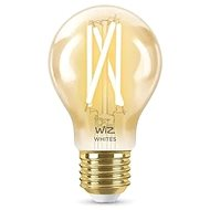 WiZ Warm White Filament A60 E27 Amber Wifi Smart Bulb - LED Light