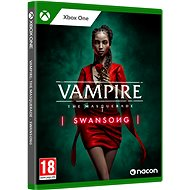 Vampire: The Masquerade Swansong - Xbox - Console Game