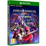 Power Rangers: Battle for the Grid - Super Edition - Xbox - Console Game