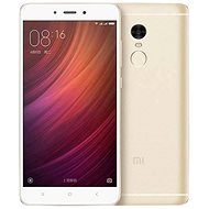 Xiaomi Redmi Note 4 LTE 32GB - Gold - Mobile Phone