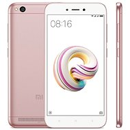 Xiaomi Redmi 5A 16GB LTE Rose Gold - Mobile Phone