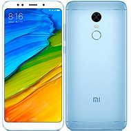 Xiaomi Redmi 5 Plus 32GB LTE Blue - Mobile Phone