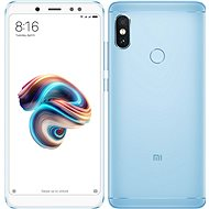 Xiaomi Redmi Note 5 LTE 64GB Blue - Mobile Phone