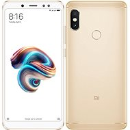 Xiaomi Redmi Note 5 LTE 64GB Gold - Mobile Phone