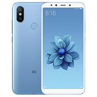 Xiaomi Mi A2 128GB LTE Blue - Mobile Phone