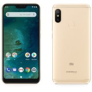 Xiaomi Mi A2 Lite 32GB LTE Gold - Mobile Phone