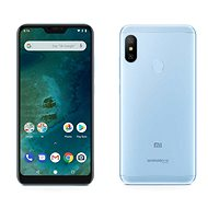 Xiaomi Mi A2 Lite 64GB LTE Blue - Mobile Phone
