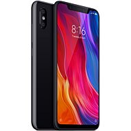 Xiaomi Mi 8 128GB LTE Black - Mobile Phone