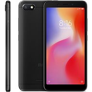 Xiaomi Redmi 6A 16GB LTE Black - Mobile Phone