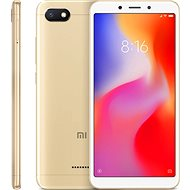 Xiaomi Redmi 6A 16GB LTE Gold - Mobile Phone
