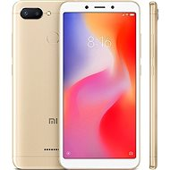 Xiaomi Redmi 6 3GB/64GB LTE Gold - Mobile Phone