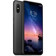 Xiaomi Redmi Note 6 Pro LTE 64GB Black - Mobile Phone