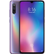 Xiaomi Mi 9 LTE 128GB Purple - Mobile Phone